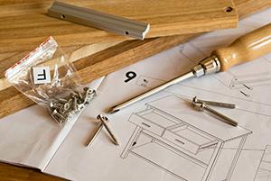 Neben der Planung und Durchführung Ihres Umzugs bieten wir außerdem einen Montageservice.